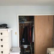 BEFORE grassa bedroom closet